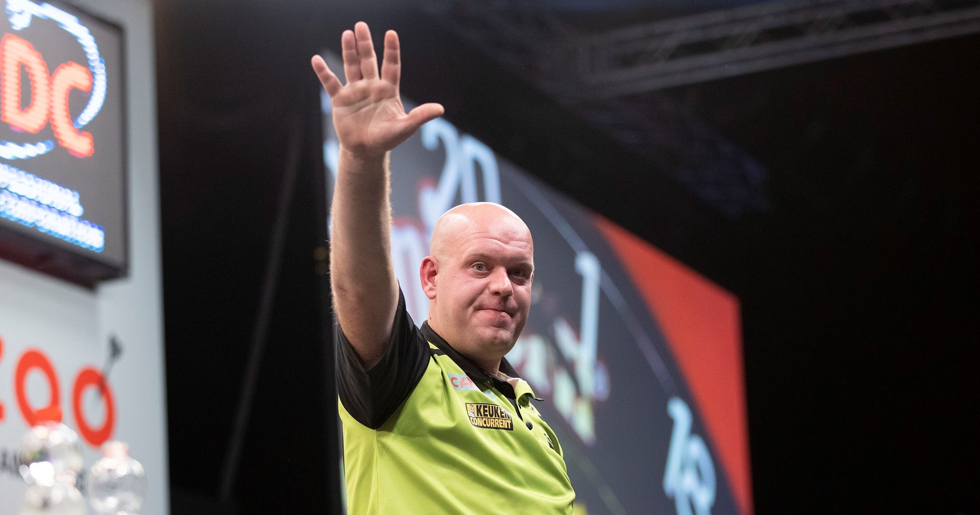 LIVEBLOG: Follow Day Two of PDC Super Series 7 (Players Championship 25) here - Van Gerwen and Wright through, top seed Cullen dumped out