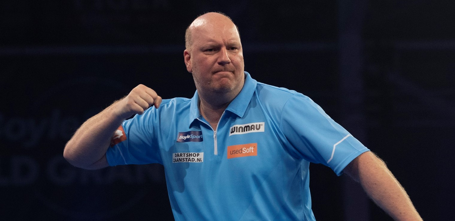 Van der Voort doesn't need a nickname: 'Doesn't mean anything to me'