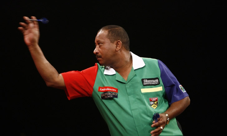 Losper secures PDC World Darts Championship return with African Qualifier win