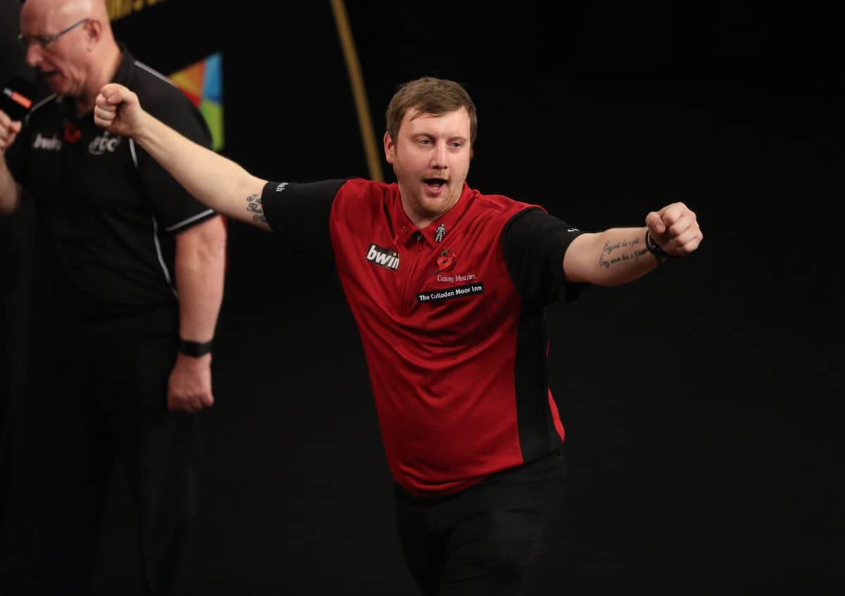 Titles for Menzies, Tricole, Greaves and Hutchinson at WDF Welsh Open weekend