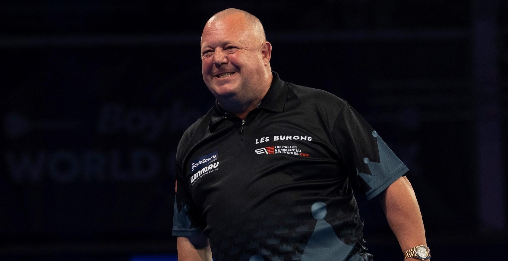 Zonneveld, King, Kuivenhoven und Huybrechts nehmen Startplätze für World Series of Darts Finals ein