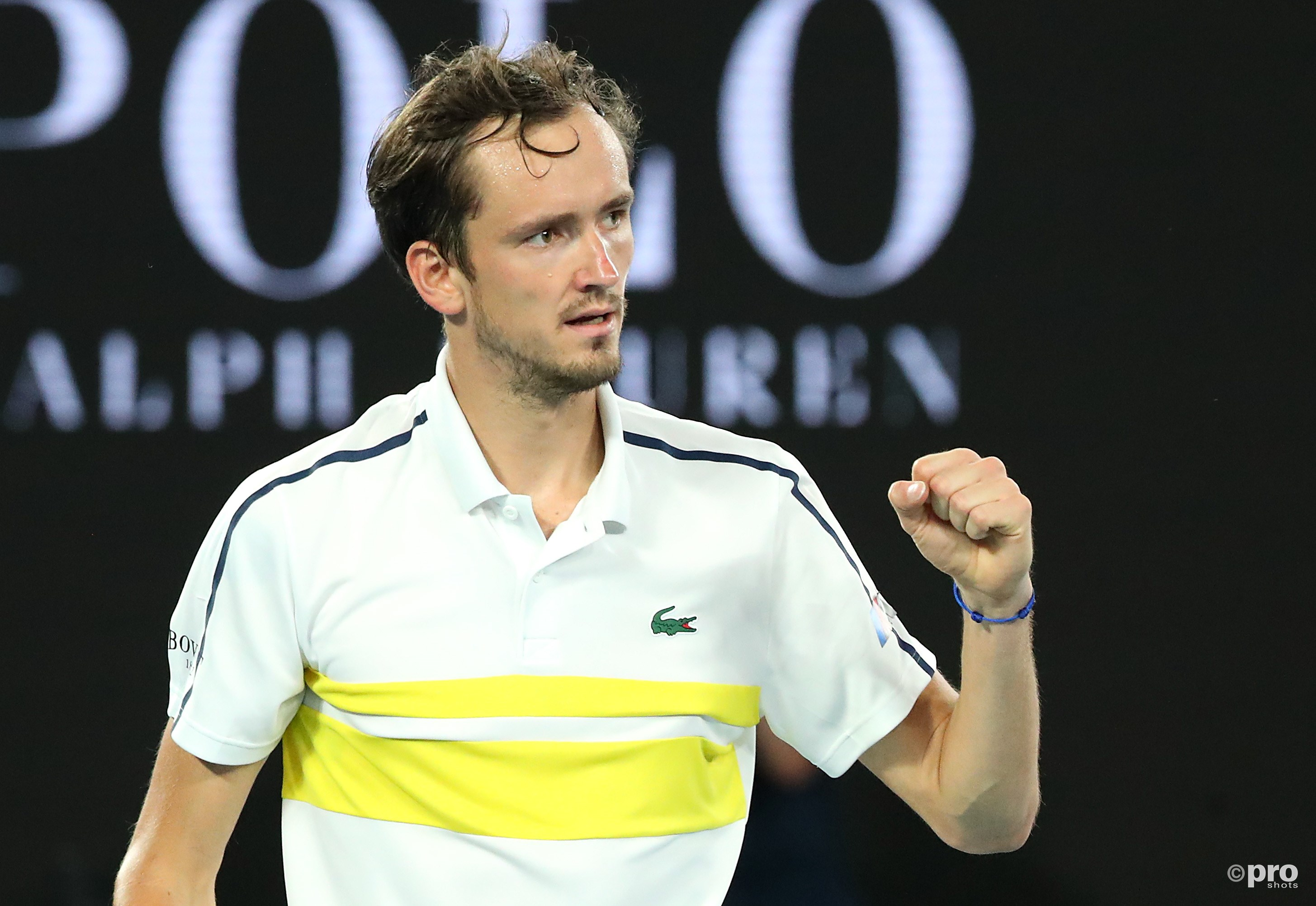 """""""Becoming No. 1 is still the goal"""" says Daniil Medvedev"""