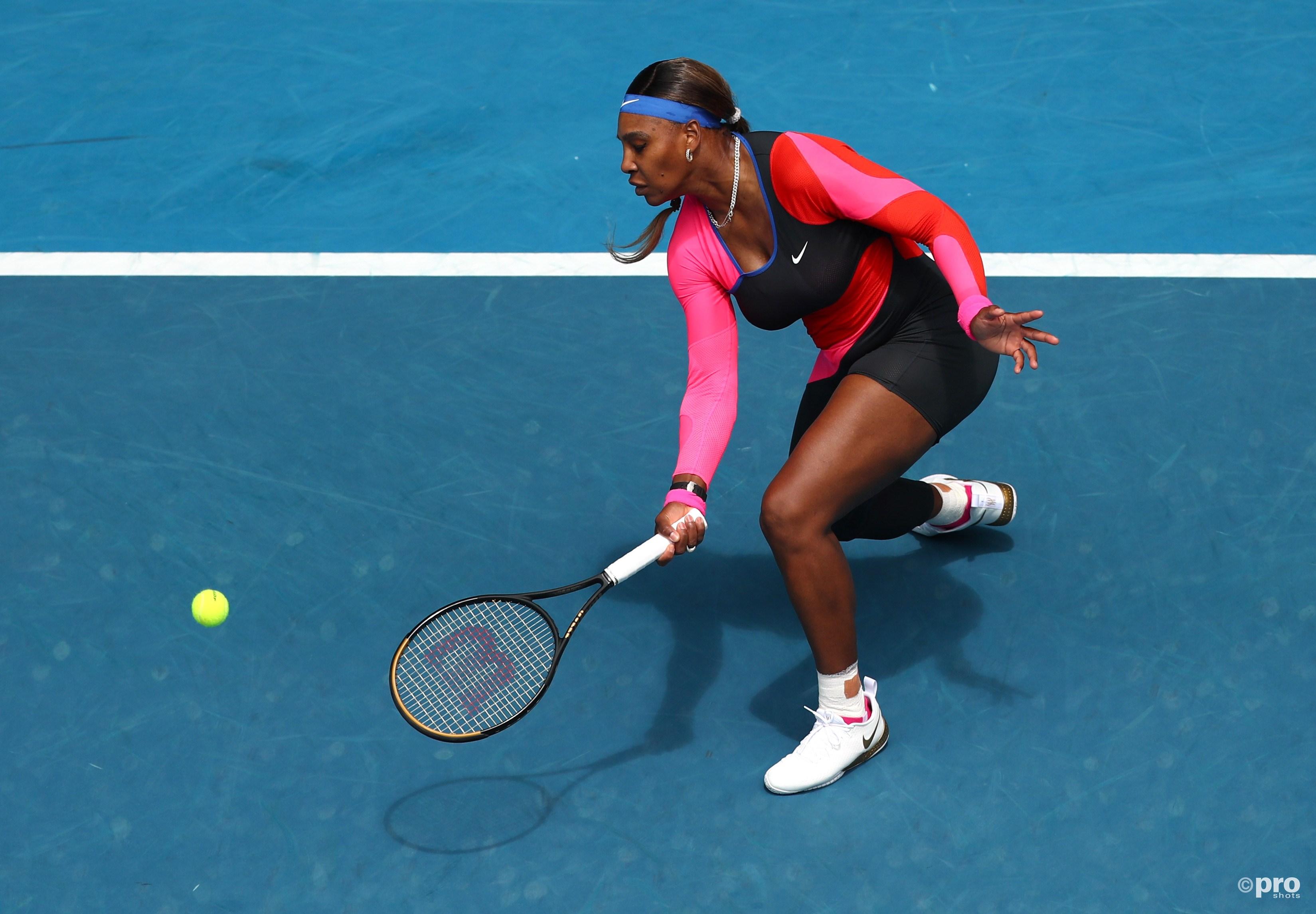 Serena Williams snubs F1 commentator Martin Brundle at US Grand Prix