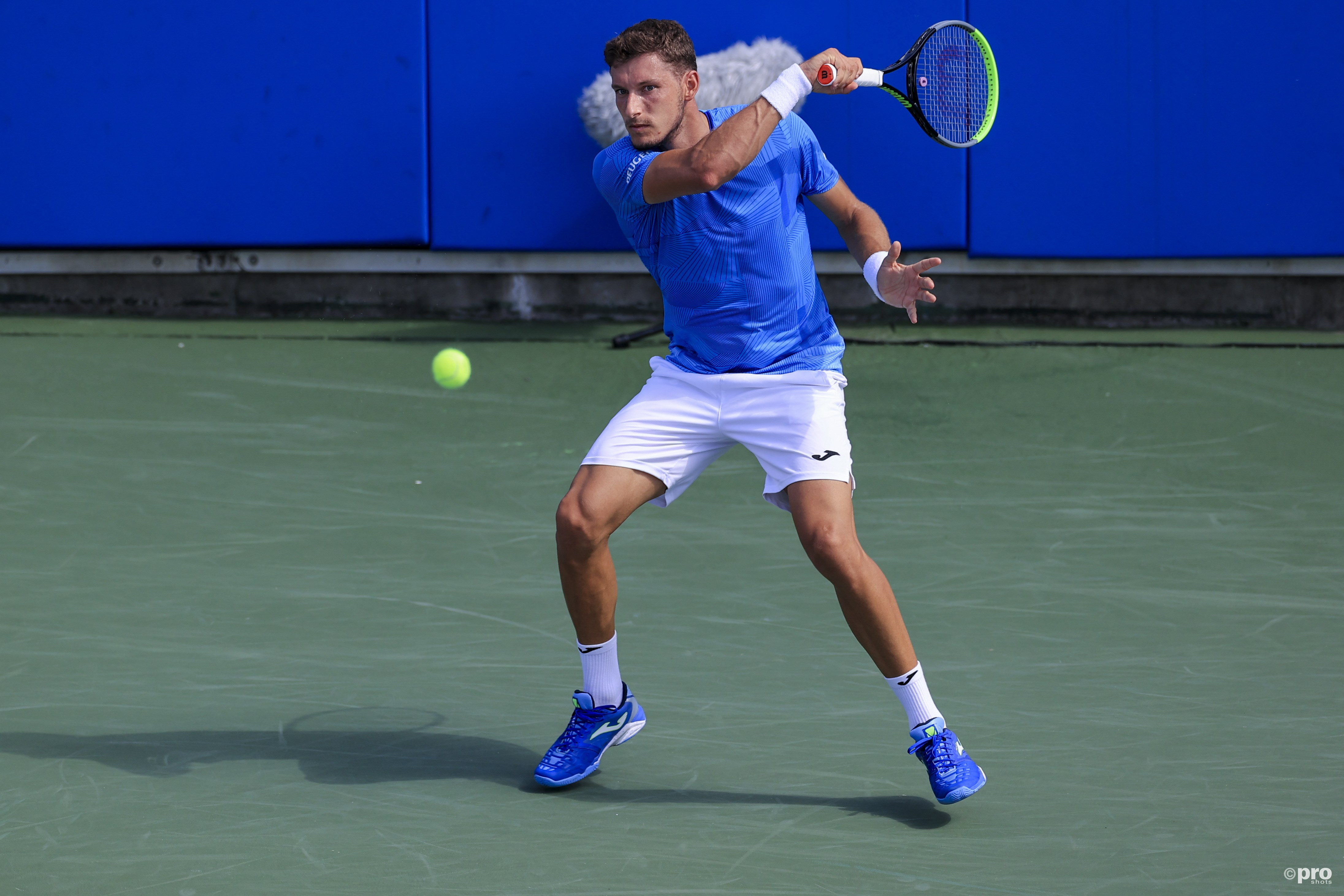 Carreno Busta and Bautista Agut to lead Spain in Davis Cup Finals