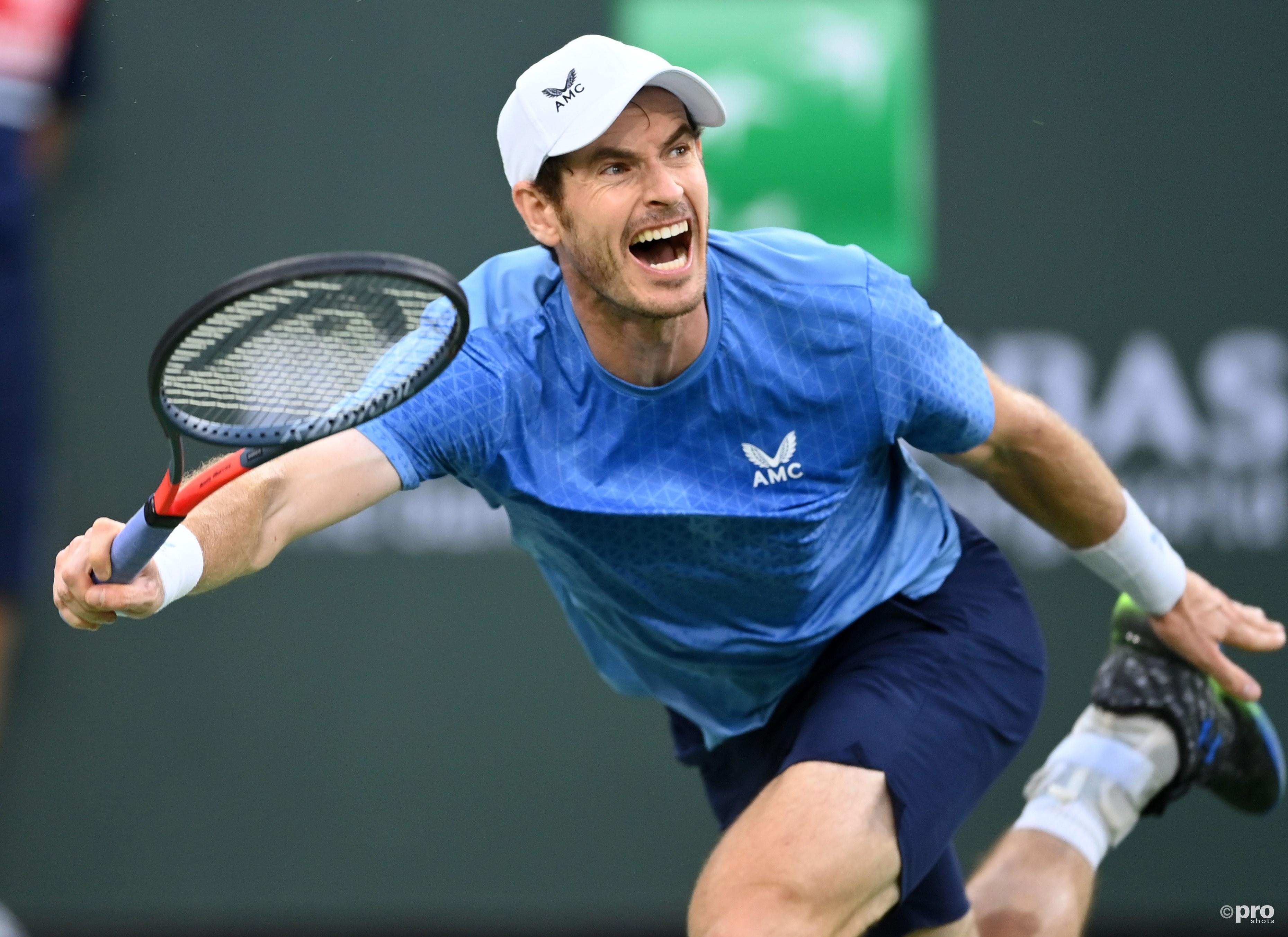 Andy Murray defeats Hubert Hurkacz in Vienna opening round