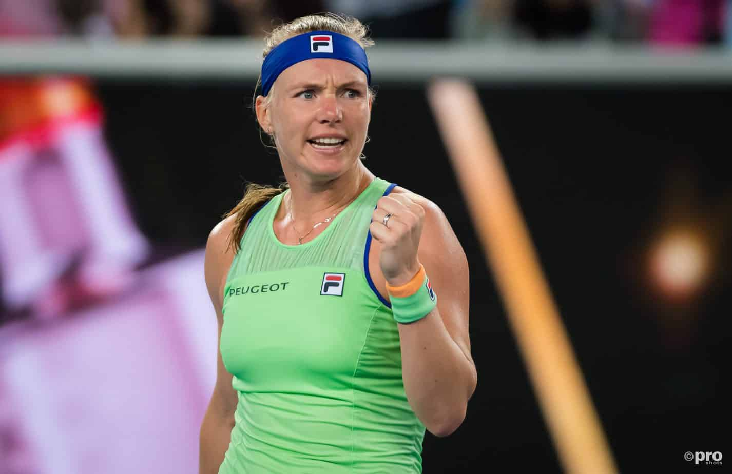 Kiki Bertens set to become a mother in April 2022