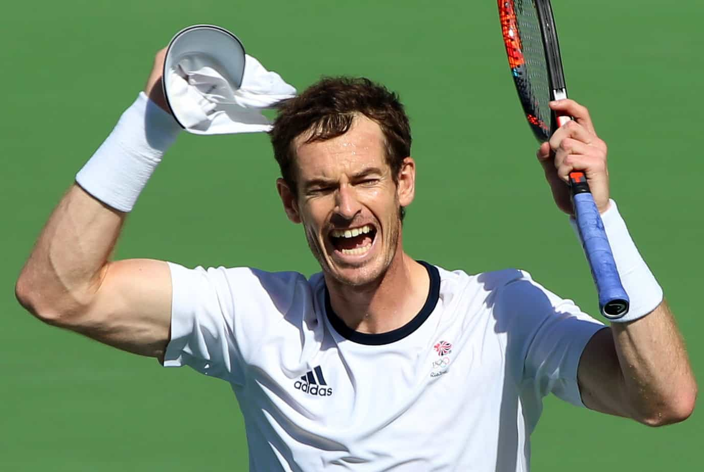 """""""Good match that could have gone either way"""" - Murray after magic win over Hurkacz in Vienna"""