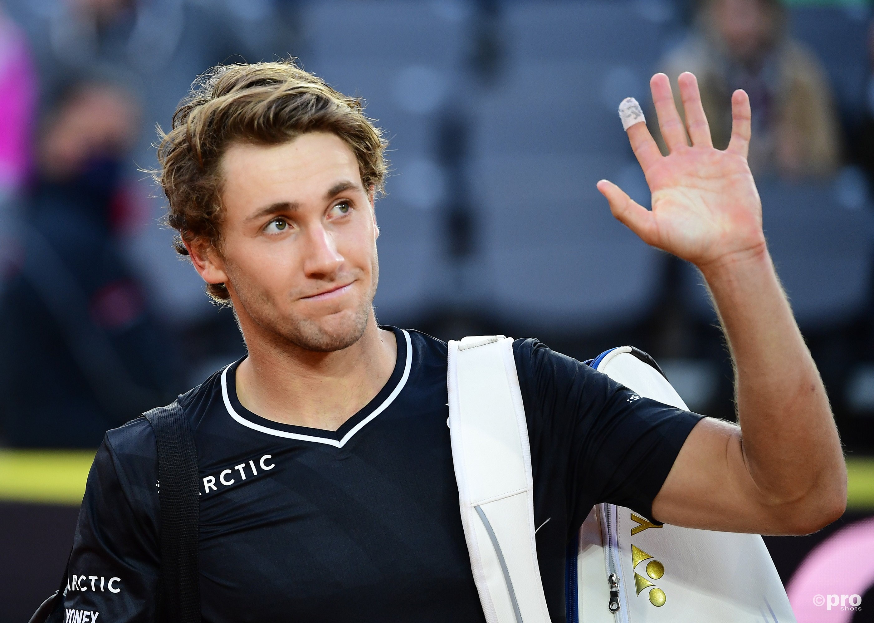 Ruud extends ATP Finals hope with win over Harris